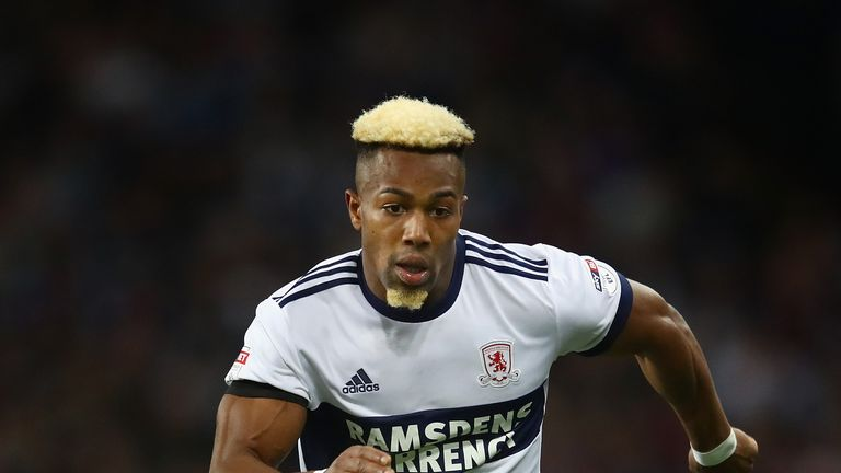 Adama Traore has completed his move to Wolves
