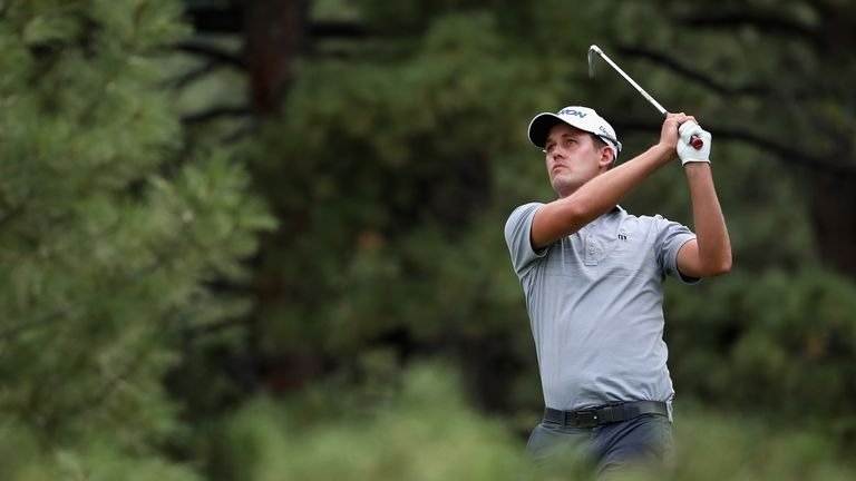 Putnam leads Barracuda Championship by three strokes