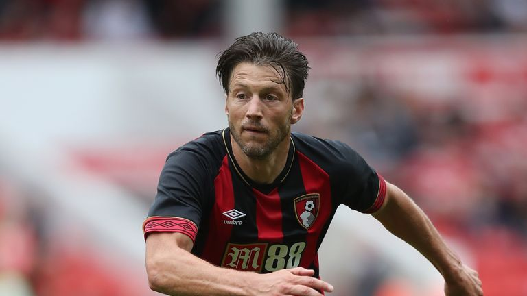 Harry Arter has been with the south coast club for eight years