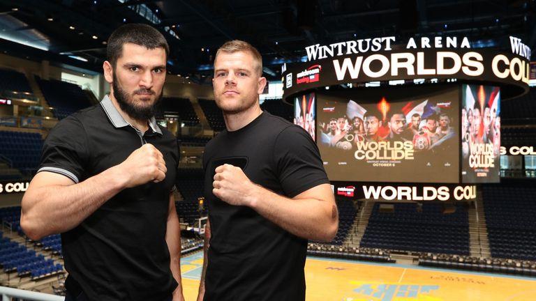 Callum Johnson challenges Artur Beterbiev for the WBA belt