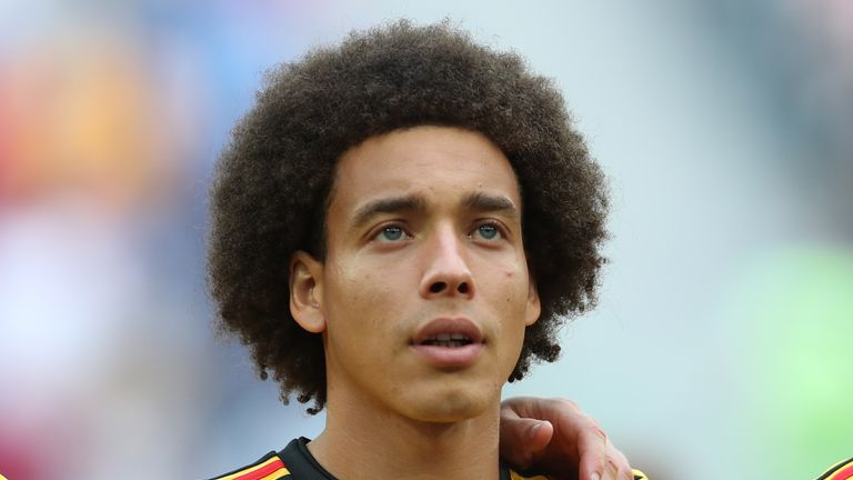 Axel Witsel was advised against joining Manchester United, according to his agent
