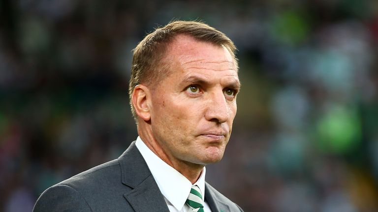 Brendan Rodgers was unhappy with how Celtic defended against Suduva