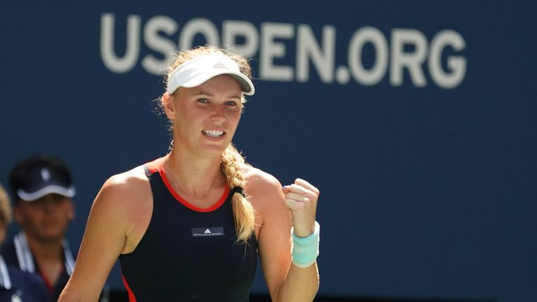 Game set and match: No sweat for Caroline Wozniacki at US Open