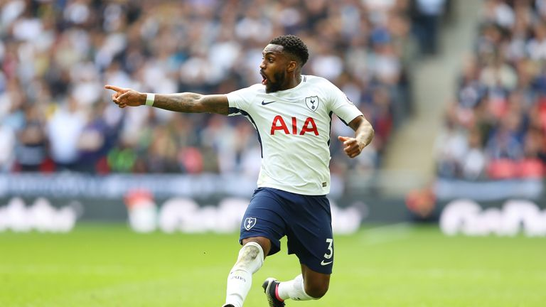 Danny Rose is one of a number of players linked with Schalke