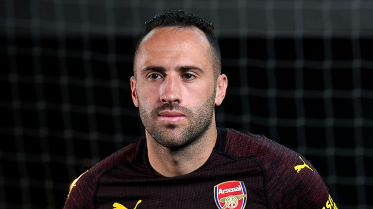 David Ospina arrives in Italy ahead of Napoli loan move from Arsenal