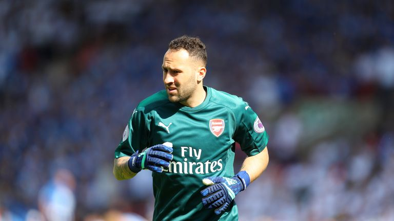 Arsenal Goalkeeper David Ospina Booked In For Napoli Medical