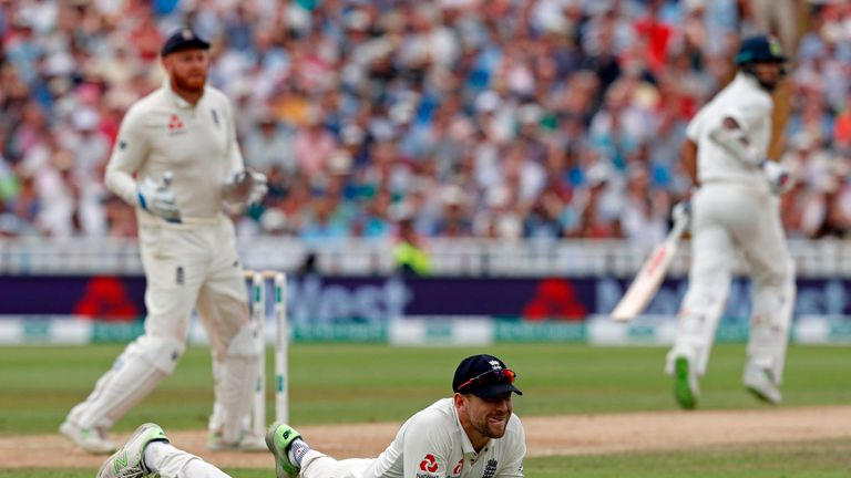 England to ordain Pope at Lord's as Malan axed