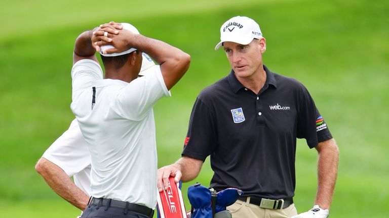 Woods needs a wildcard pick from Jim Furyk to feature in Paris