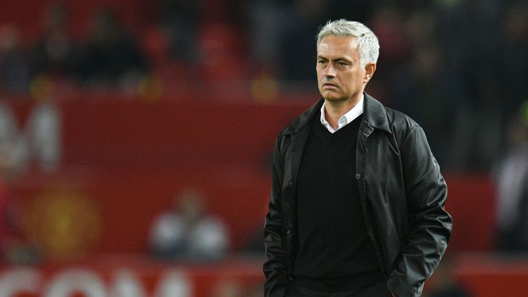 Jose Mourinho coping well with the pressure, says Nemanja Matic