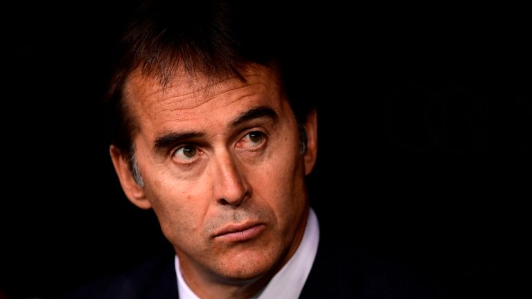 Real Madrid boss Julen Lopetegui praises team mentality after Girona win
