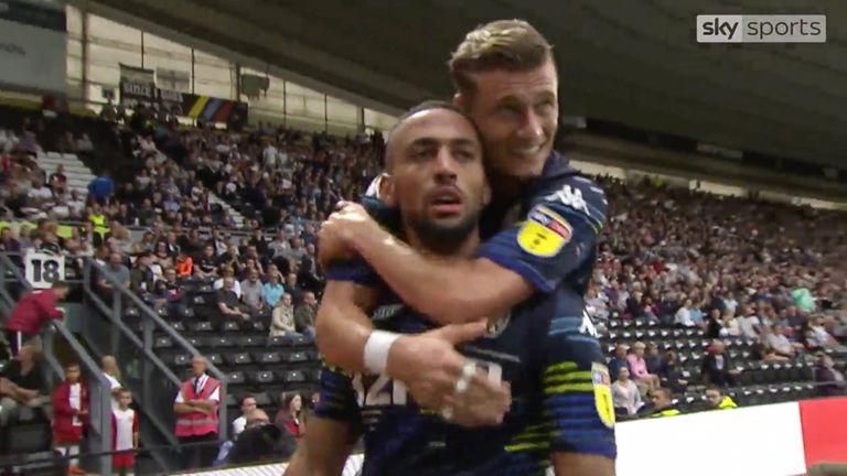 Derby 1 4 Leeds Match Report Amp Highlights