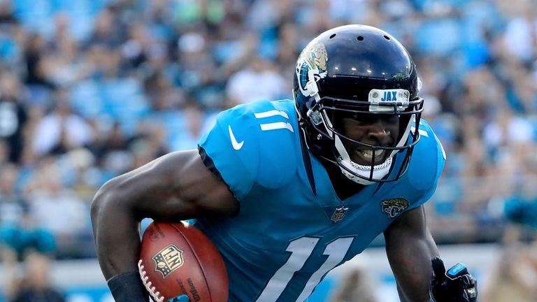 jacksonville jaguars wide receiver marqise lee to miss entire 2018 season nfl news sky sports. Black Bedroom Furniture Sets. Home Design Ideas