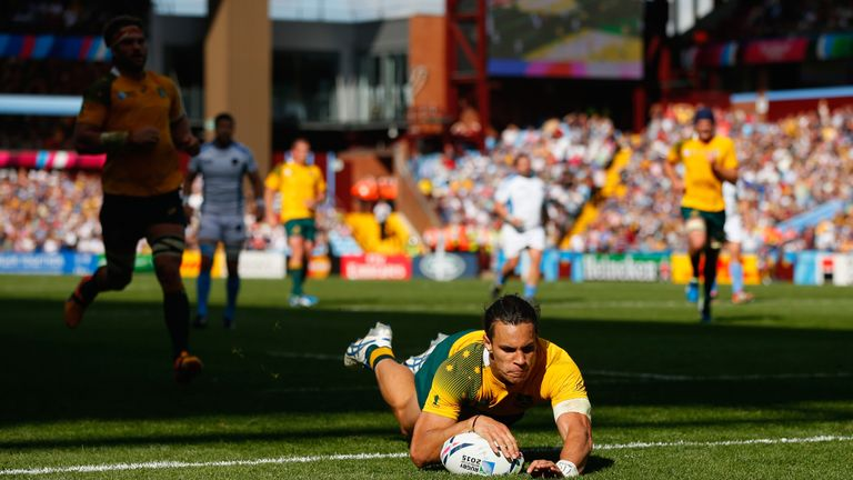 Major blow as Wallabies lose key forward