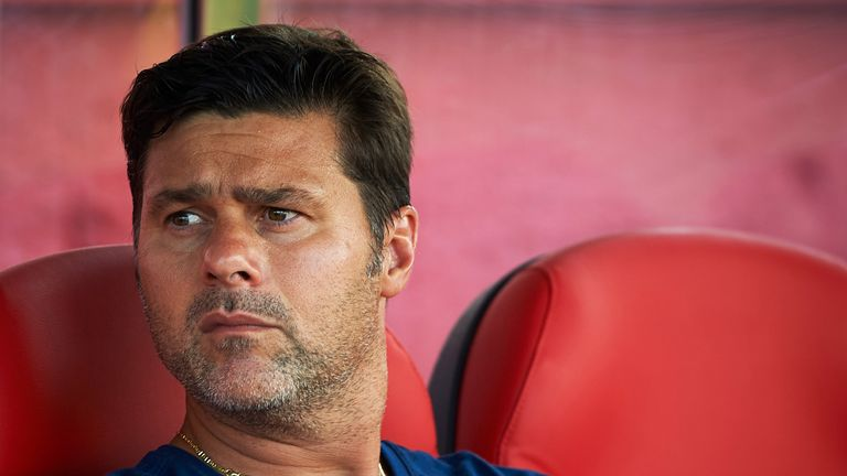 Mauricio Pochettino failed to add to his Tottenham squad this summer