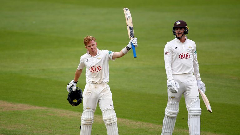 Pope ready to emulate England team mate Curran