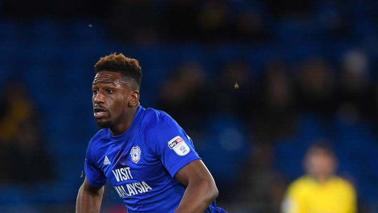 Omar Bogle looks to be on his way to St Andrew's