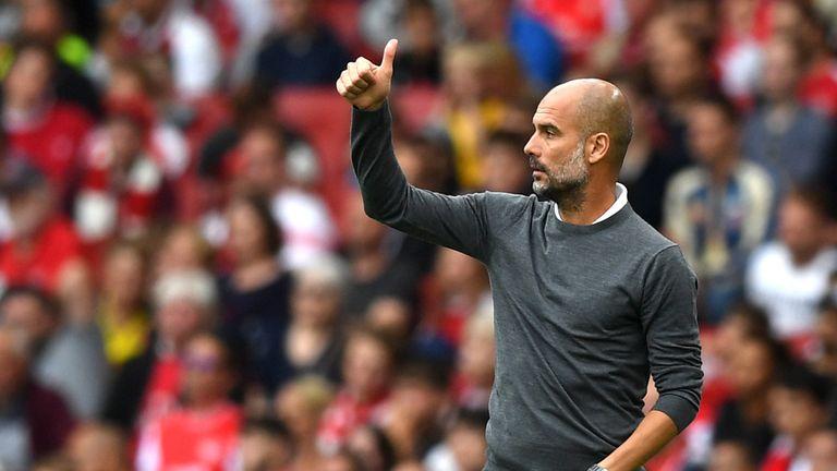 Pep Guardiola insists Man City can improve further