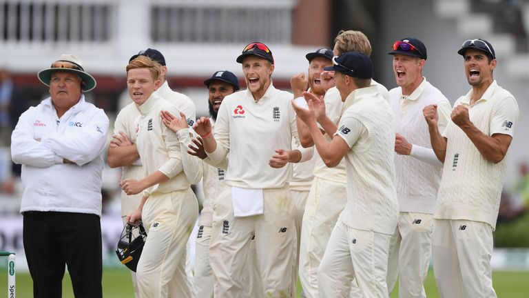 Joe Root believes England cannot afford to get complacent after taking a 2-0 lead