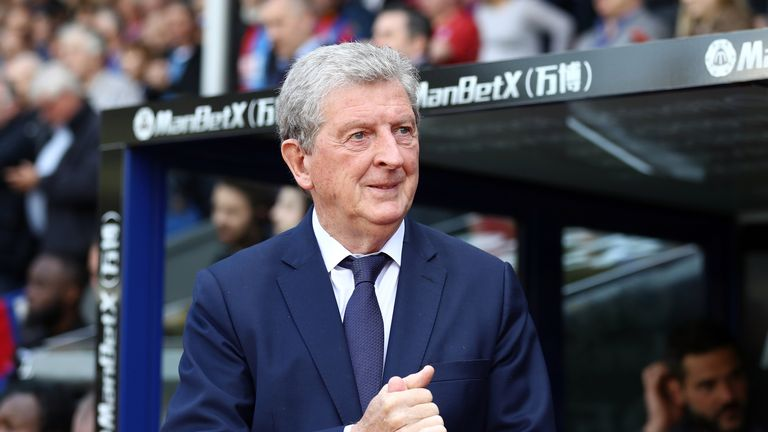 Roy Hodgson is about to enter his 43rd year as a manager