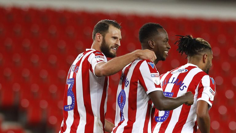 Berahino netted his first goal for 913 days in the 2-0 win