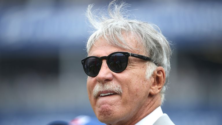 Stan Kroenke is set to own Arsenal outright