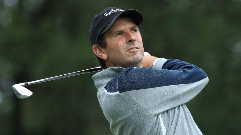 Nordea Masters: Jamieson and Waring share half-way lead