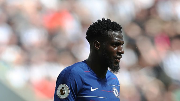 Tiemoue Bakayoko joined Chelsea for £40m last summer