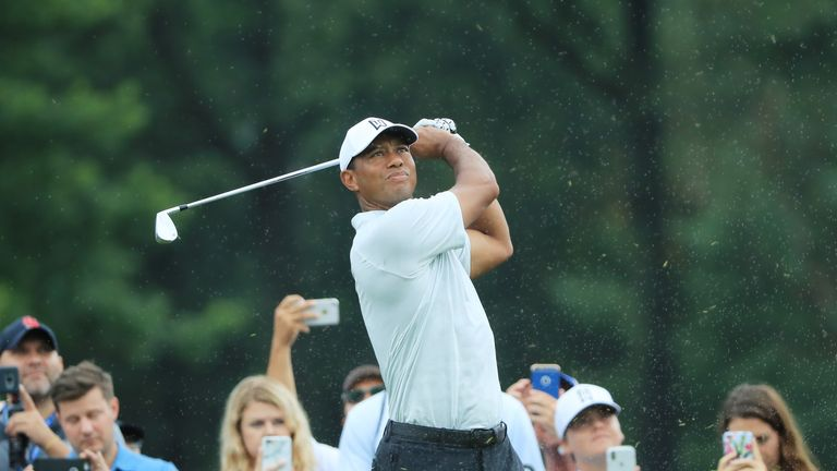 Thomas trails Johnson, McIlroy on 2018 PGA Championship odds