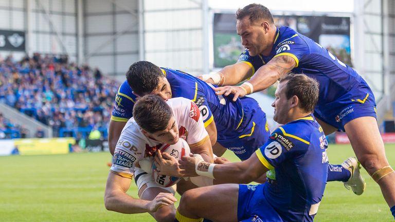 Catalans Dragons head home and will face Wigan Warriors next