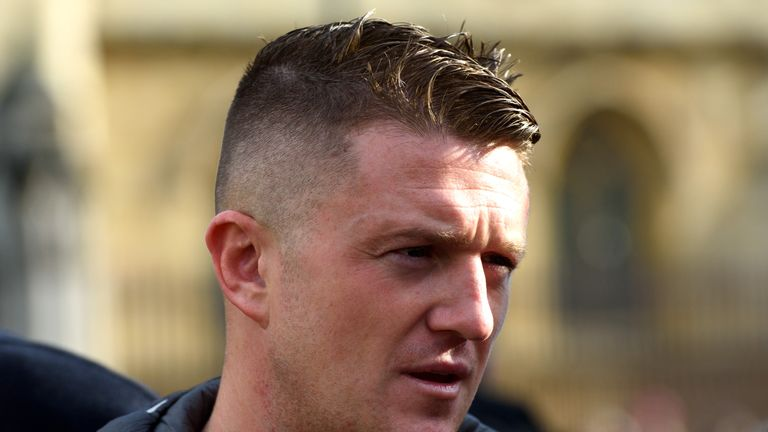 Luton Town Fans Have Been Asked To Stop Singing About Tommy Robinson The Former Edl