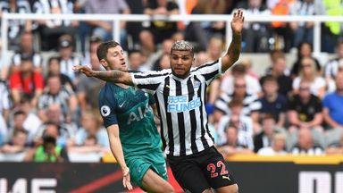 fifa live scores - Newcastle say DeAndre Yedlin's knee injury 'not serious'