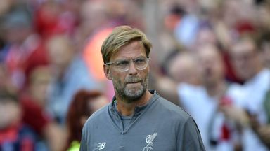 fifa live scores - Jurgen Klopp happy with Liverpool's defensive options ahead of season opener against West Ham