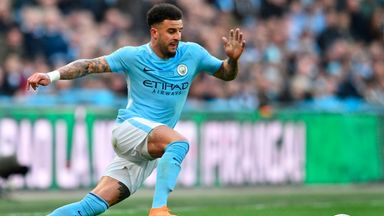 fifa live scores - Kyle Walker backs decision to return early to Man City from World Cup