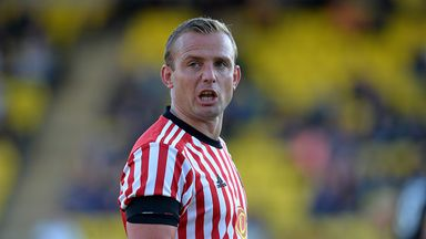 Lee Cattermole has been at Sunderland since 2009