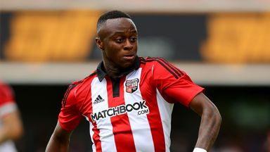 Moses Odubajo is back for a second spell with Brentford