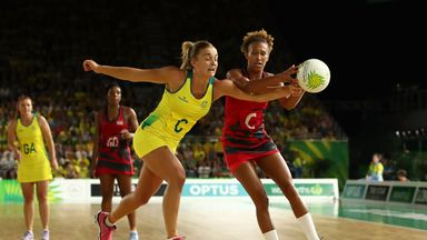 Serena Guthrie was part of the England team that won Commonwealth gold and she will return to the Vitality Superleague
