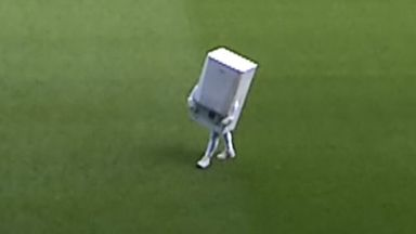 fifa live scores - West Brom have a new mascot called Boiler Man