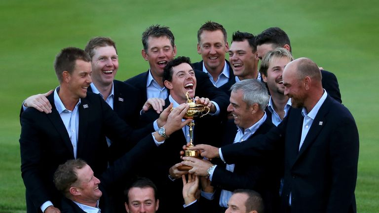 Bjorn to name Ryder Cup wildcard picks