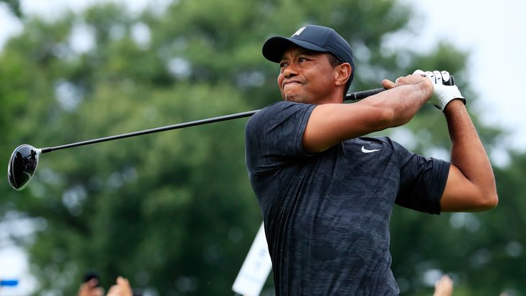 Highlights from Tiger Woods final-round 65 at the BMW Championship