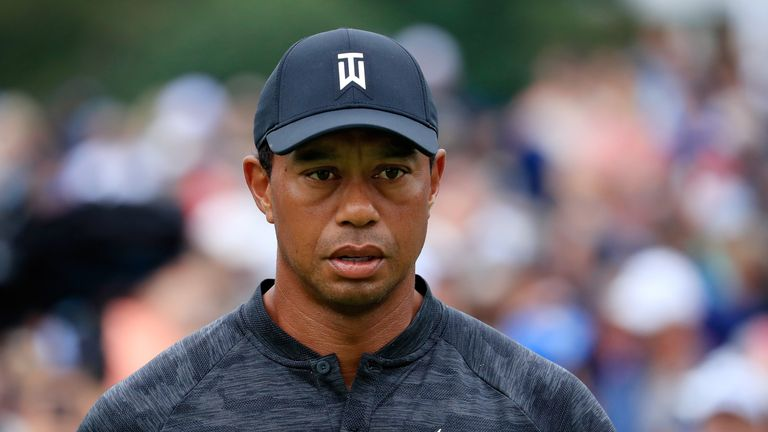Tiger Woods gets close, falls short once again at BMW Championship