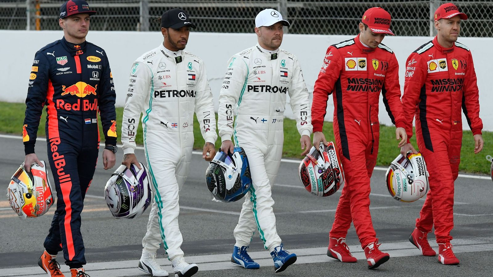 Formula 1 teams can use reserves if driver tests positive at 2020 race