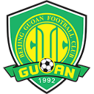 Beijing Guoan badge