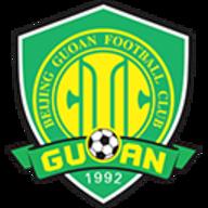 Beijing Guoan badge