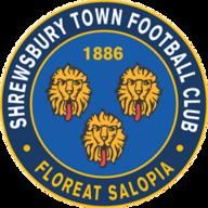 Shrewsbury badge