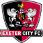 Exeter City Club Badge