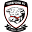 Hereford United Club Badge