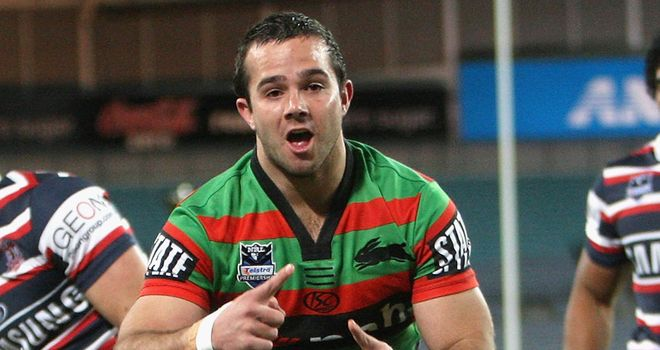 Jamie Simpson: Missed four months of the 2011 campaign after undergoing shoulder surgery