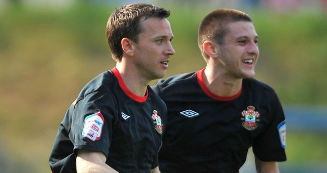 Connolly (l): Set for talks with Saints