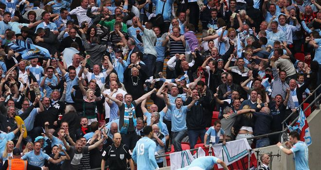 City: Through to the FA Cup final