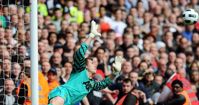 Tomasz Kuszczak: Not happy with Sir Alex Ferguson